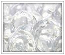 Hydroperlen Crystal(30-40mm)